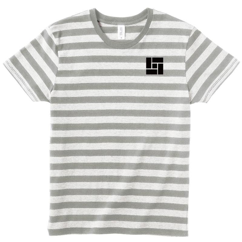 四畳半ボーダーTシャツ