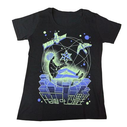 衛星Tシャツ