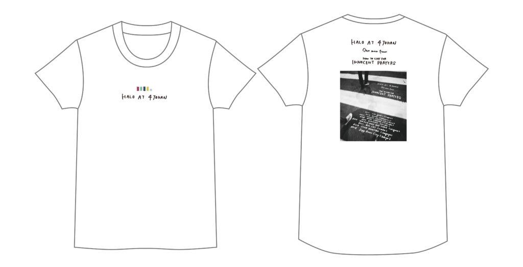 イノセント・プレイヤーズTシャツ
